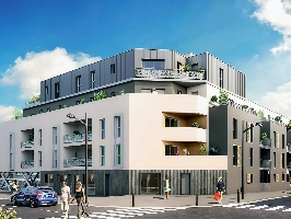 Prisme - Angers - appartements neufs - image n°1