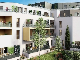 Prisme - Angers - appartements neufs - image n°2