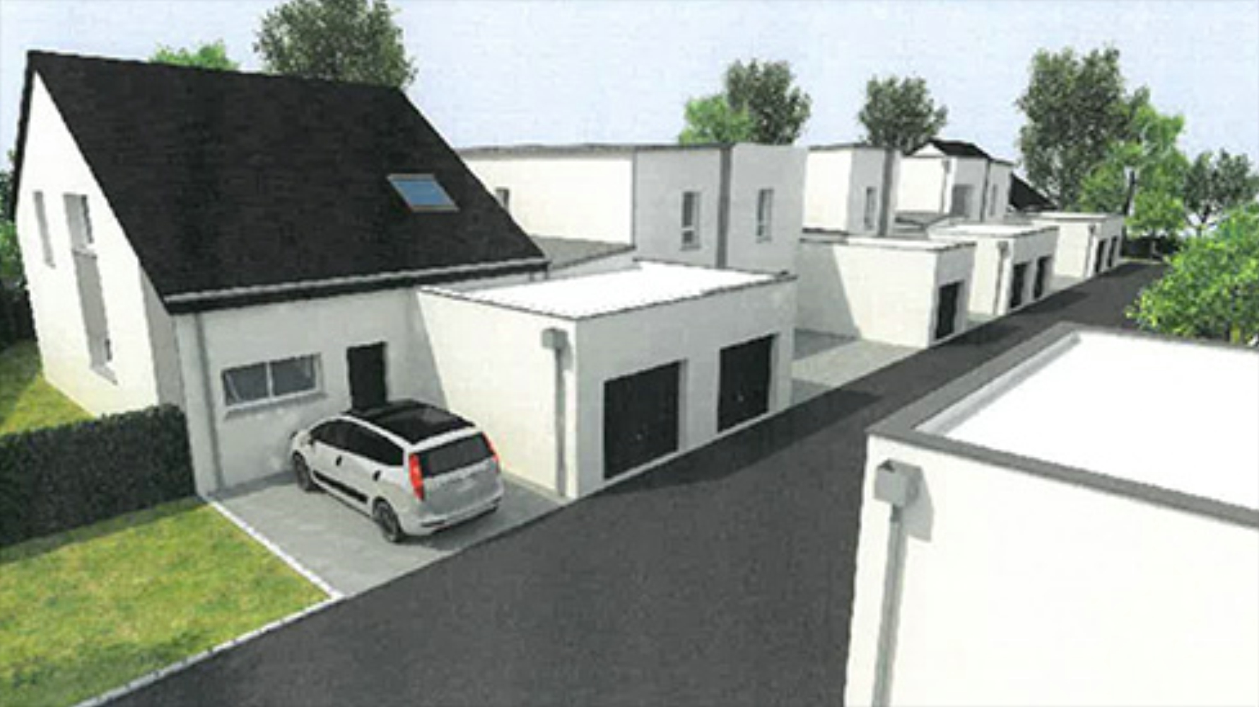 Maisons neuves cheap garantie de with maisons neuves for Apchq garantie maison neuve