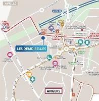 Les Demoiselles - Angers - logements neufs vendus - image n°6