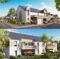 Domaine St-Vincent - Mûrs-Erigné - maisons neuves - image n°2
