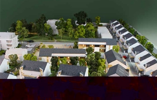 Domaine St-Vincent - Mûrs-Erigné - maisons neuves - image n°1