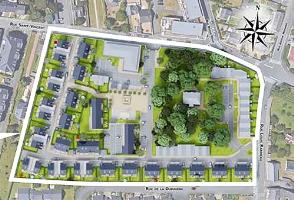 Domaine St-Vincent - Mûrs-Erigné - maisons neuves - image n°3
