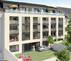 Cours Tara - Angers - appartements neufs vendus - image n°1