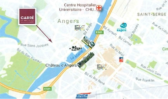 Carré St Nicolas - Angers - logements neufs vendus - image n°3