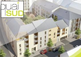 Quai Sud - Angers - appartements neufs vendus - image n°1