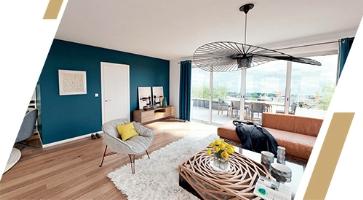 L'aumônerie - Angers - appartements neufs - image n°1