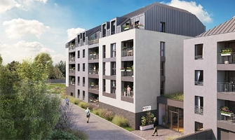 Les Seniorales - Angers - appartements neufs - image n°3