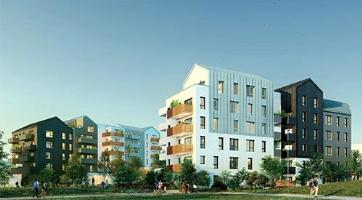 Coeur des Capucins - Angers - appartements neufs - image n°2