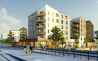 Coeur des Capucins - Angers - appartements neufs - image n°1