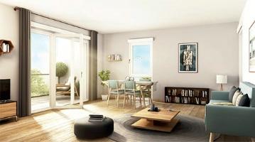 Coeur des Capucins - Angers - appartements neufs - image n°3