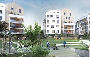 Sun Park - Saint Nazaire - appartements neufs - image n°2