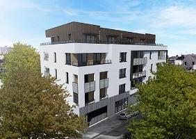 Jardin sur Cour - Angers - appartements neufs - image n°2