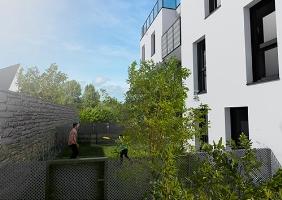 Jardin sur Cour - Angers - appartements neufs - image n°1
