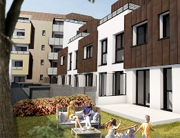 Carré Verde - Angers - appartements neufs - image n°1
