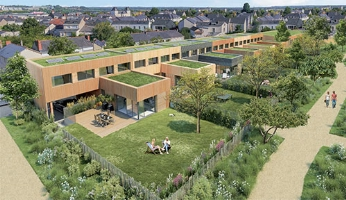 So'A - Angers - appartements et maisons neufs - image n°3