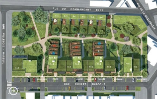 So'A - Angers - appartements et maisons neufs - image n°5