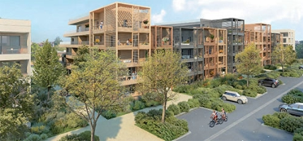 So'A - Angers - appartements et maisons neufs - image n°2