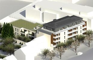 Le Moringa - Angers - appartements neufs vendus - image n°2