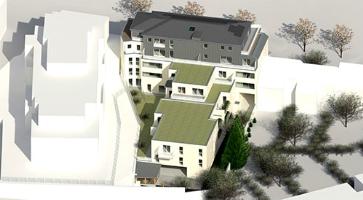 Le Moringa - Angers - appartements neufs vendus - image n°1