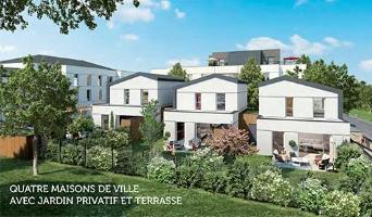Villa Siloé - Montreuil-Juigné- appartements neufs - image n°2