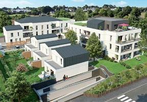 Villa Siloé - Montreuil-Juigné- appartements neufs - image n°1