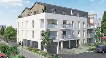 Villa Céleste - Angers - appartements neufs vendus - image n°2