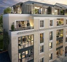 Triptyk - Angers - appartements neufs vendus - image n°1