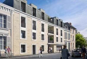 Triptyk - Angers - appartements neufs vendus - image n°2