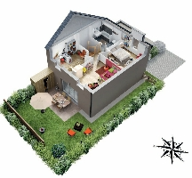 Le Birdie - Avrillé - maisons neuves vendues - image n°2